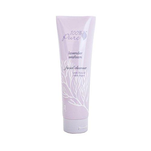 100-pure-organic-lavender-seafoam-facial-cleanser-34-oz-made-with-nourishing-organic-seaweeds-soften