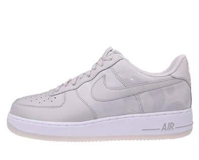 Nike Air Force 1 One Low grau weiß (488298 005) Gr. 43