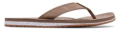 めったに蒸留するショット(ニューバランス) New Balance 靴?シューズ メンズサンダル Classic Thong Tan with Gum タン ガム US 15 (33cm)