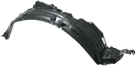 Right Passenger Side 378-36328-12 NI1249106 638425M000 Front Fender Liner Splash Shield New Replacement CarPartsDepot