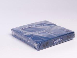 Paloma Napkins 3Ply Midnight Blue x20