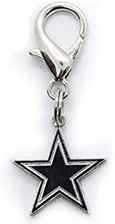 product image for National Football Teams Dog Collar Charm or Keychain