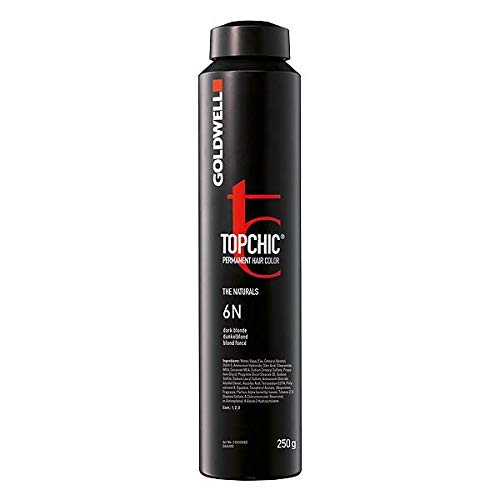 Goldwell Topchic Hair Color, 7nn Mid
