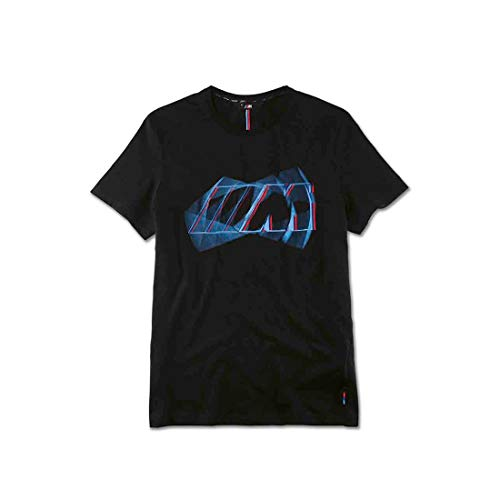 BMW M Men's Logo T-Shirt Black