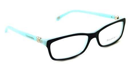 d31dd35d0b9 Amazon.com  Tiffany   Co. TF2036 Eyeglasses Top Black Blue (8055) TF 2036  8055 54mm Authentic  TIFFANY  Clothing