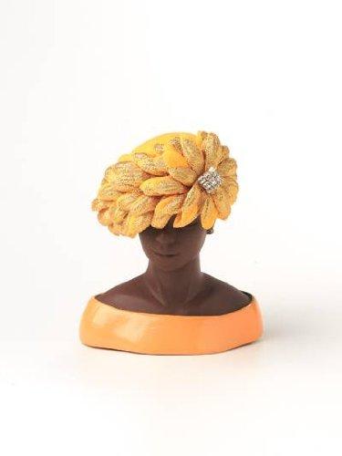 520ab14be Big Mama Figurine - Harriet Rosebud Miniature Hat: Amazon.in: Home ...