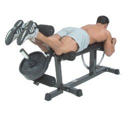 Ironmaster Leg Extension Curl Attachment