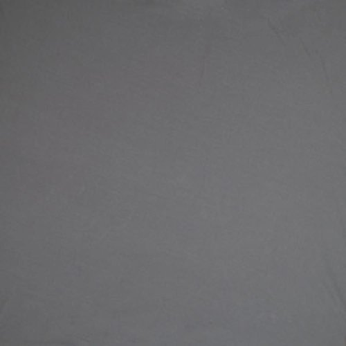 CowboyStudio Premium Mega Cloth Gray Backdrop 6 x 9 Feet, Wrinkles Free