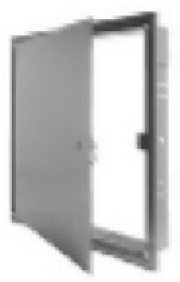 KARP ASSOCIATES - 14 x 14-Inch Plastic Handi-Access Door