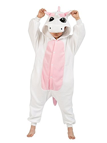 Tokyo-H Kids Animal Sleepwear Kigurumi Costume (XS for Height 39