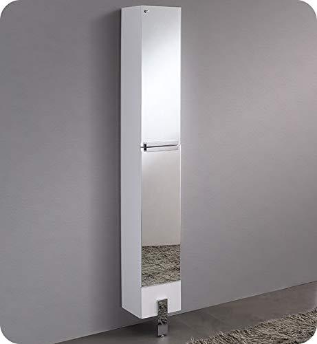 Fresca Bath Adour Bathroom Linen Side Cabinet, -