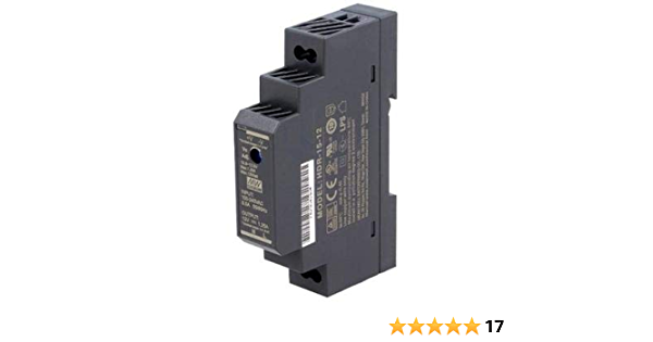 schwarz Meanwell HDR-15-5 220 V