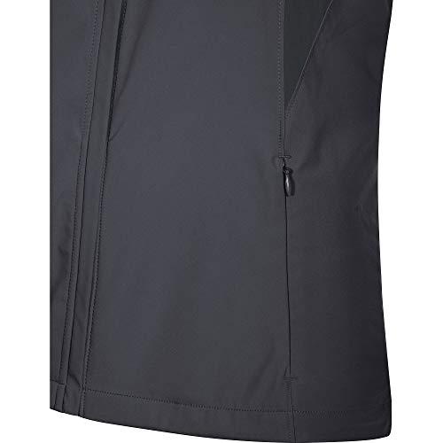Gore Women's R3 Wmn Partial Gws Jacket,  terra grey/black,  XS by GORE WEAR (Image #5)