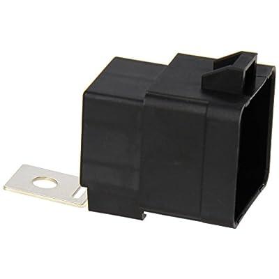 HELLA H41410081 Weatherproof 20/40 Amp SPDT 280 Footprint Mini Relay with Bracket: Automotive