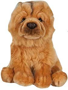 Webkinz Signature Series Chow Chow Interactive Plush Toy - 10.5