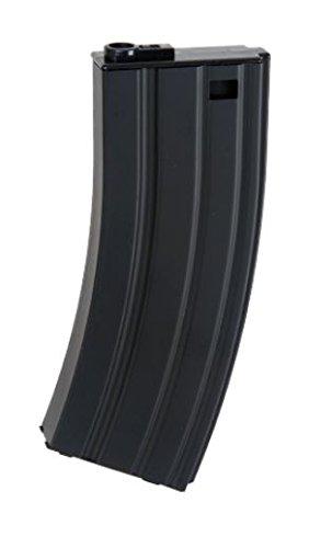 CYMA LONG M4 AEG Airsoft Magazine Clip 190 Round Mid-Cap - METAL