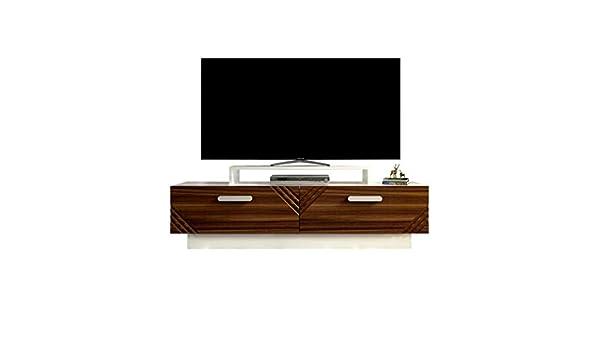 Decorotika Solido - Mueble para televisor (63 Pulgadas, Centro de Entretenimiento con 2 armarios de Almacenamiento para Salas de Estar pequeñas, Capacidad para televisores de hasta 60 Pulgadas): Amazon.es: Juguetes y juegos