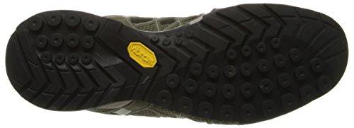 SALEWA WS Wildfire Vent, Zapatillas de Senderismo Para Mujer Negro/Marrón (Black/Juta 0955)