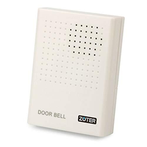 [해외]Wired Doorbell ZOTER Door Bell Chime for Home Office Access Control System / Wired Doorbell, ZOTER Door Bell Chime for Home Office Access Control System