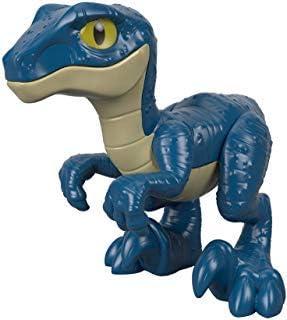 Amazon Com Jurassic World Azul Raptor Dinosaurio Imaginext Figura 3 5 Toys Games Camión atrapa dinosaurios de imaginext. jurassic world azul raptor dinosaurio imaginext figura 3 5