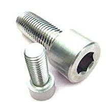Bolt MC Hardware Smooth Socket Head Allen Bolts - M4 x 0.7 x 12 024-50412
