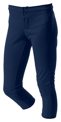A4 NG6166 Youth Softball Pant - Navy, - Youth Navy Blue Softball Pants