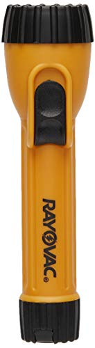 2aa Krypton Bulb - Rayovac Industrial 2AA Flashlight with Krypton Bulb, I2AA-B 2AA