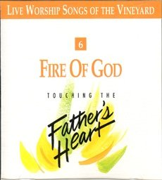 Touching the Father's Heart by Vineyard Ministries Int'l
