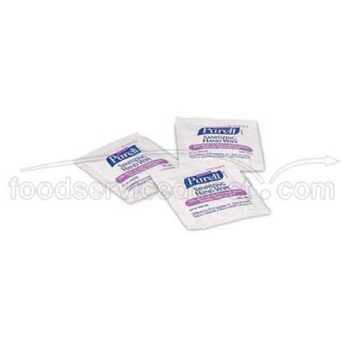 Gojo Purell Sanitizing Hand Wipe -- 1000 per case.