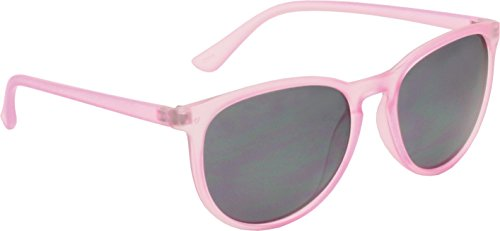 True Gear iShield Retro Schoolboy/girl Shape Sunglasses in Frosted Colors (Frosted - Schoolboy Sunglasses