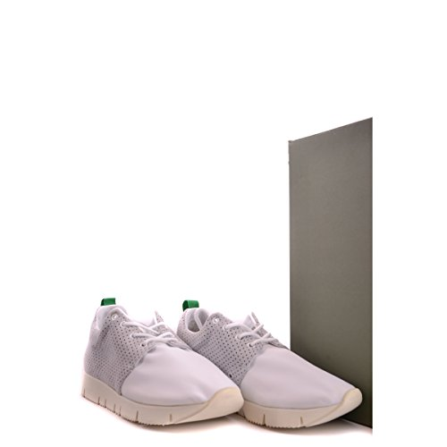Crown Crown Leather Crown Chaussures Chaussures Leather Chaussures Blanc Blanc Leather Blanc RH6qW8qw5