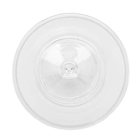 GET HUR-20-CL-EC Cheers – Break-Resistant Plastic Hurricane Glasses, 20 Ounce, Clear (Set of 4)
