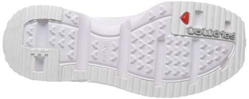 Chaussures argent 0 Blanc Slide 3 De Salomon Basses Métallisé Rx x Randonnée Homme wqIvBg
