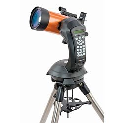 Celestron NexStar 4 SE Maksutov-Cassegrain Computerized Telescope - with Accessory Kit (Night Vision Flash Light, Sky Maps, Moon Filter, Optical Cleaning Kit)