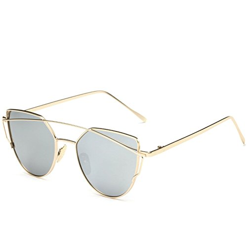 A-Roval Women Polarized Round Fashion Large Metal - Fix Polarized To Sunglasses How