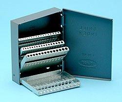 2 Sets, Hut4019 1-10Mmx0.5Mm 19 Pc Drill Index Dispensers