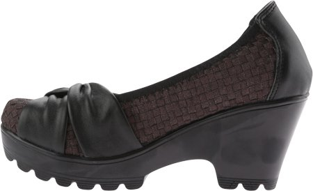 Twist Women's Mev Bernie Platform Brown YfOCqp