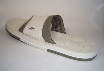 Reebok Honalee Badelatschen spiaggia scarpe INFRADITO 164370 beige-marrone dimensioni 37, 5/US 7/UK 4,5/24 cm