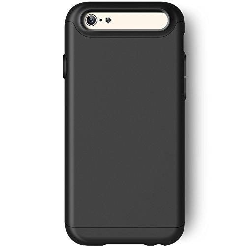 "iPhone 6 Plus / 6s Plus Hülle, iPhone 6 Plus / 6s Plus Schutzhülle, Alfort 2 in 1 Handgefühl Schutzhülle Hart PC + TPU Case Cover Telefon Kasten Vollschutz für Apple iPhone 6 Plus / 6s Plus 5.5"" Smart"