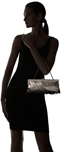 Bag Evening HOBO Vintage Colette Hematite Clutch wBqvIqf