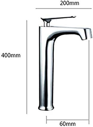 ZY-YY タップシンクタップバスルームタップ浴室タップコッパー盆地ホットとコールド蛇口バスルーム洗面洗面