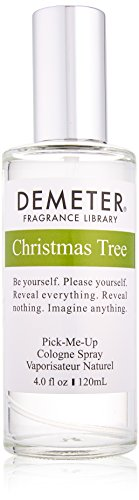 Demeter Unisex Cologne Spray, Christmas Tree, 4 Ounce