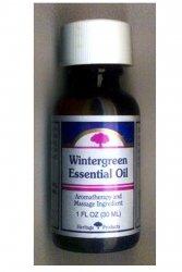 Wintergreen Essential Oil Heritage Store 1 oz Oil -