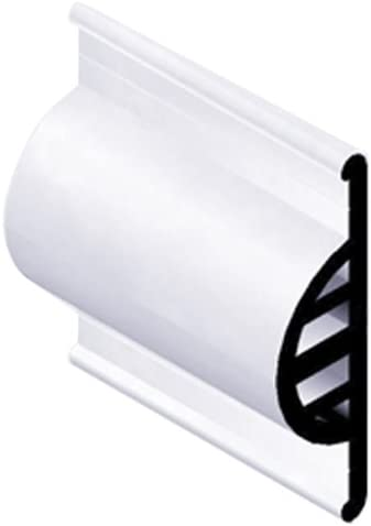 Taylor Made Products 46030 Dock Pro 10 Straight Commercial Grade Double Molded Profile Vinyl Marine Dock Edging