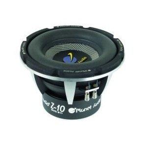 amazon com planet audio z10 25cm 10 dual subwoofer 350w rms rh amazon com JL Audio Subwoofers 10 Inch Planet Audio BB215D Specs