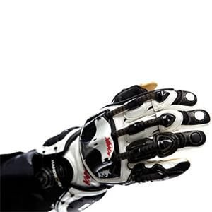 Knox Handroid Hand Armor Gloves - Small/White