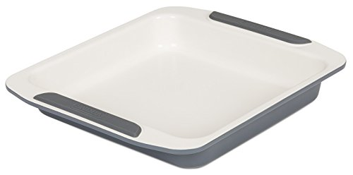 Viking Ceramic Nonstick Bakeware Square Cake Pan, 9 Inch by Viking Culinary