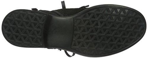 Mjus Damen 544206-0301-6002 Biker Boots Schwarz (Nero)