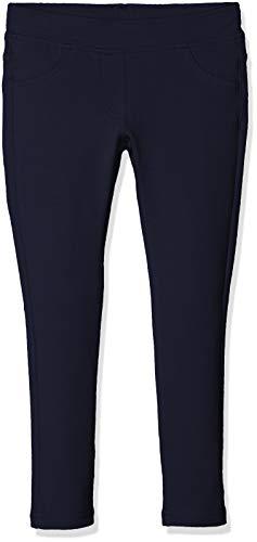 United Colors of Benetton Trousers, Pantalones para Niñas Azul (Blue 13c)
