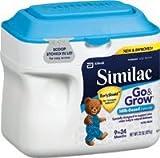 Similac Go & Grow Milk Based Formula Powder 22Oz